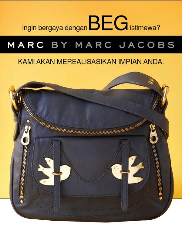 marc jacobs pic Pemenang untuk peraduan Marc by Marc Jacob handbag