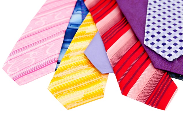 colourful ties for men