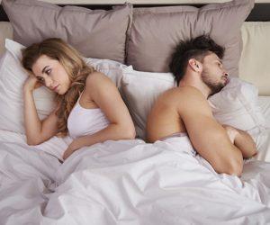 4 Sebab Lelaki Tolak Seks Yang Anda Patut Tahu
