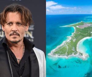 Pulau Cantik Milik Selebriti Hollywood