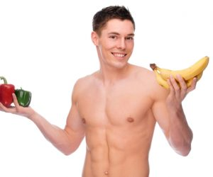 Makanan Untuk Kesihatan Seksual Lelaki