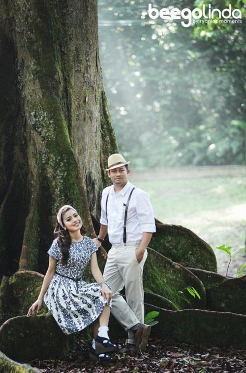 Pra-Perkahwinan-Beego-Linda-Hashim 1