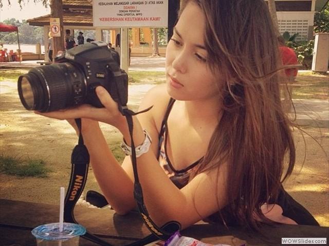 artis cantik tanpa mekap siti saleha