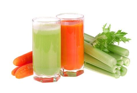 Minuman Melangsingkan Badan - Jus Sayuran