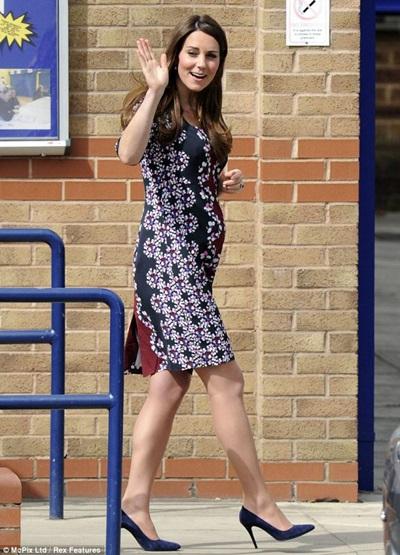 Puteri Kate Middleton Hamil 1