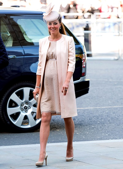 Puteri Kate Middleton Hamil 5