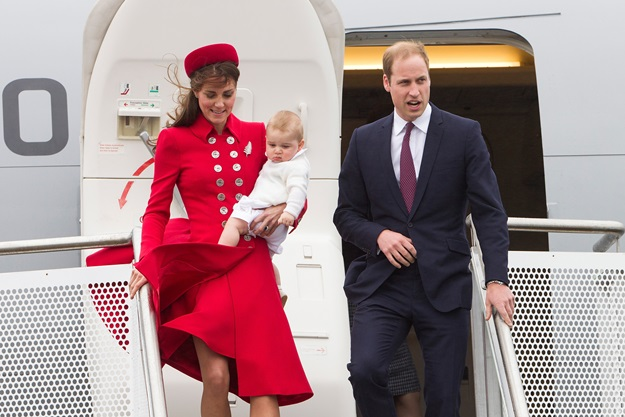 NEW ZEALAND-WELLINGTON-BRITISH PRINCE WILLIAM-VISIT