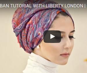 Tutorial Hijab Mudah