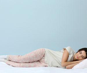 Gaya Tidur Melambangkan Personaliti