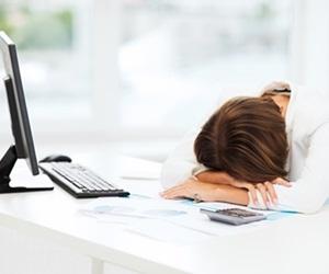 6 Cara Elak Mengantuk Di Pejabat
