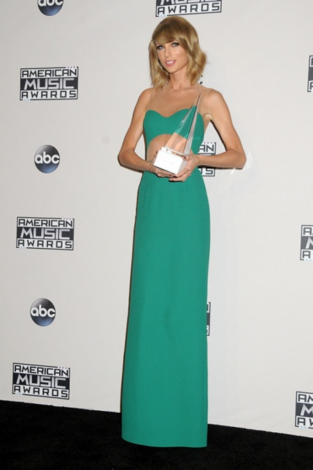 American Music Awards 2014 - Press Room