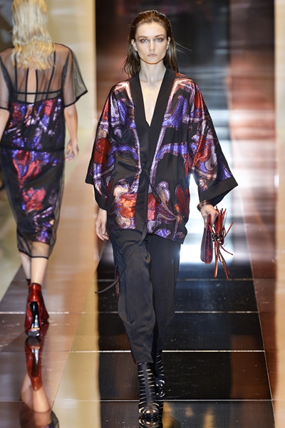 Gucci RTW Spring Summer 2014 London Fashion Week September 2013