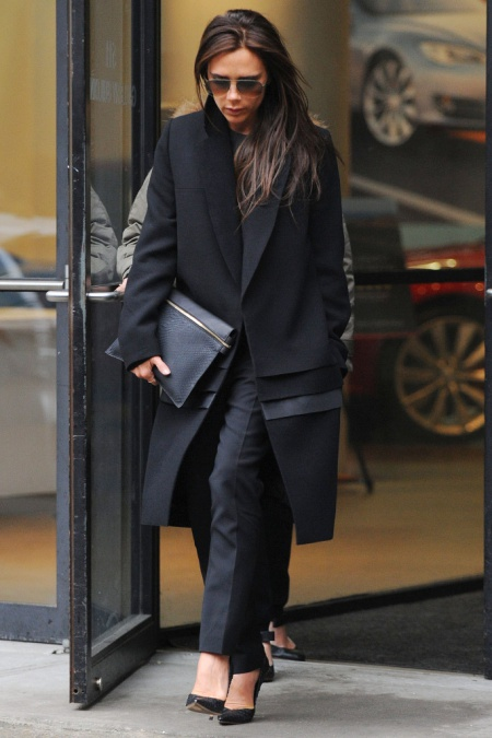 Pictured: Mandatory Credit © Jayme Oak/Broadimage Victoria Beckham visits an Art Gallery in New York City 1/10/14, New York, New York, United States of America Broadimage Newswire Los Angeles 1+ (310) 301-1027 New York 1+ (646) 827-9134 sales@broadimage.com http://www.broadimage.com