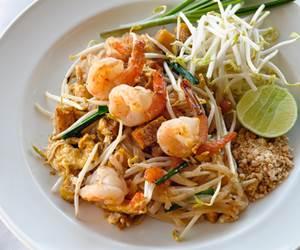 Resipi Pad Thai Udang