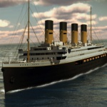 Kapal Titanic II Berlayar 2016