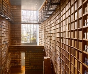 Perpustakaan Unik di Dunia