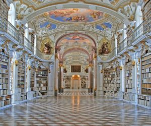 10 Perpustakaan Unik Di Dunia Yang Mesti Kunjung