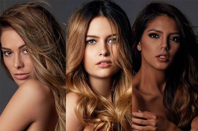 Ini Dia Wajah Sebenar Tujuh Orang Peserta Miss Universe Tanpa Solekan
