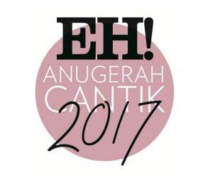 Anugerah Cantik EH! 2017 pemenang