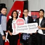 AirAsia Buka Pentas Peragaan Pereka Muda
