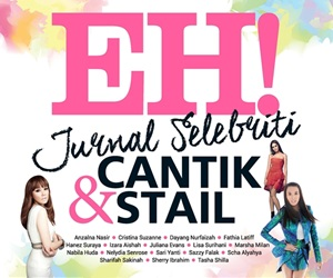 EH! Jurnal Selebriti Cantik & Stail 2015
