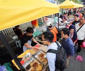 Lokasi Bazar Ramadan Popular di Lembah Klang