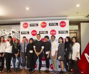 10 Pereka Fesyen Muda Sedia Untuk Pentas Peragaan Bersama AirAsia