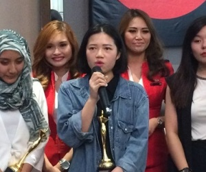 Lee Bao En Juara AirAsia Runway Ready Designer Search 2015