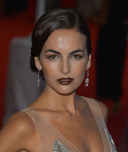Camilla Belle attending Costume Institute Benefit at The Metropolitan Museum of Art in New York City, on May 7, 2012, celebrating the opening of Schiaparelli and Prada: Impossible Conversations. (iPhotoLive.com) Photo via Newscom