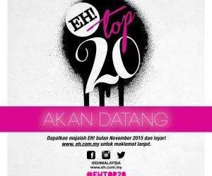 Parti Bersama EH! Top 20