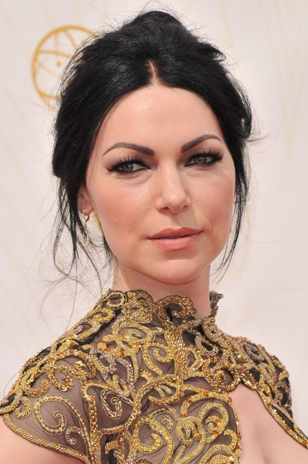 Laura Prepon at the 67th Emmy Awards held at Microsoft Theater in Los Angeles, CA on September 20, 2015.