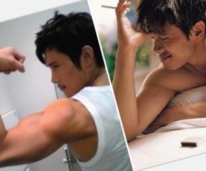 Gambar Selebriti Korea Berbadan Sasa