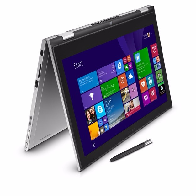 13 7000 Series 2-in-1 Touch Notebook