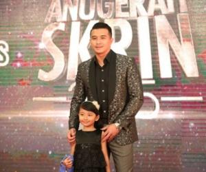 Esklusif Momen Kandid Anugerah Skrin 2015