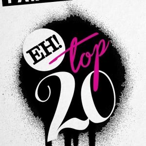 Bagaimana untuk dapatkan tiket ke parti EH! Top 20 ?