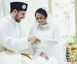 Nik Michael Kahwin Cinta Pertamanya