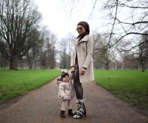 Gambar Percutian Rozita Che Wan Sekeluarga Di London