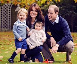Gambar Krismas Pertama Keluarga Diraja British