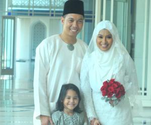 Nabila Huda Sah Bergelar Isteri Mohd Izwan Johar