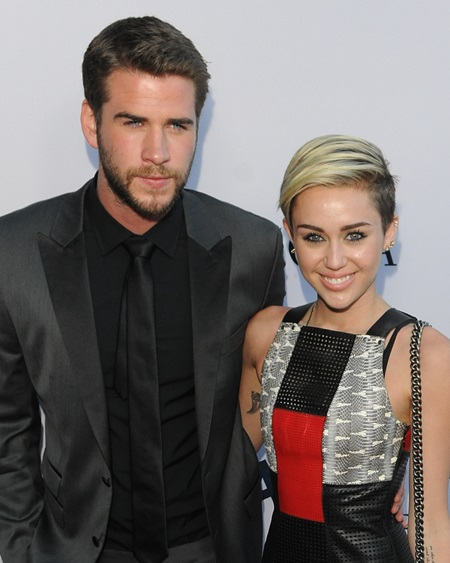 "*** MILEY CYRUS AND LIAM HEMSWORTH END ENGAGEMENT MILEY CYRUS and LIAM HEMSWORTH have called off their engagement. The former Hannah Montana star's representative has confirmed the sad news to E!, explaining the couple has ended its almost four-year relationship. According to sources, Cyrus broke things off ""after coming to grips with Liam being what she believed was less than faithful to her (sic)."" Hemsworth and Cyrus met and fell in love while filming The Last Song in 2009. After briefly splitting in 2010, the couple reunited and became engaged in 2012. Last week (ends15Sep13), rumours resurfaced about a romance between Hemsworth and January Jones, but his representative denied the reports calling them ""tabloid fiction."" On Saturday (14Sep13), Cyrus stopped following The Hunger Games star on Twitter.com. The couple was last spotted together last month (Aug13) at the Los Angeles premiere of Hemsworth's movie Paranoia. (KG/WNWE/KL)** Red Carpet Arrivals for the US premiere of PARANOIA Featuring: Liam Hemsworth, Miley Cyrus Where: LA, CA, United States When: 08 Aug 2013 Credit: Daniel Tanner/WENN.com"