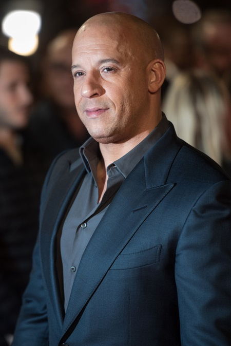 The Last Witchhunter premiere held at the Empire Leicester quare - Arrivals. Featuring: Vin Diesel Where: London, United Kingdom When: 19 Oct 2015 Credit: Daniel Deme/WENN.com