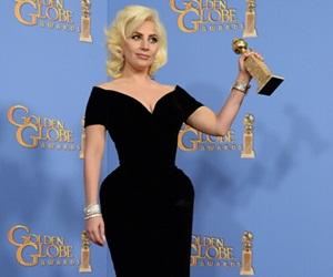 Lady Gaga Menang Aktres Terbaik di Anugerah Golden Globe 2016