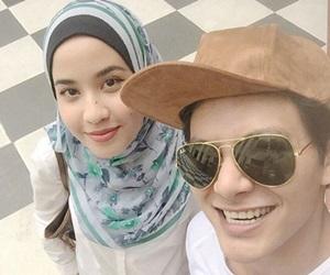 Nazim Othman dan Bella Dally Bertunang