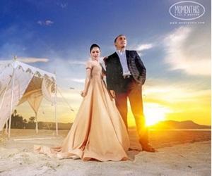 Gambar Pra-Perkahwinan Anzalna Nasir dan Pasangan