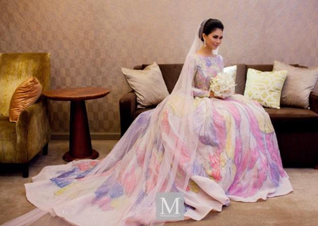 Gambar Sekitar Majlis Perkahwinan Anzalna Nasir & Suami