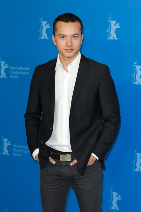 Nicholas Saputra at 62nd annual Berlin International Film Festival (Berlinale) - 'Kebun Binatang' (Postcards from the Zoo) photocall - Grand Hyatt hotel at Potsdamer Platz square. Berlin, Germany - 15.02.2012 **Not available for publication in Singapore** Credit: Frank Altmann/WENN.com