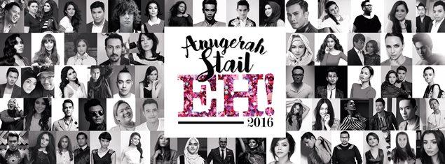 ANUGERAH STAIL EH! 2016
