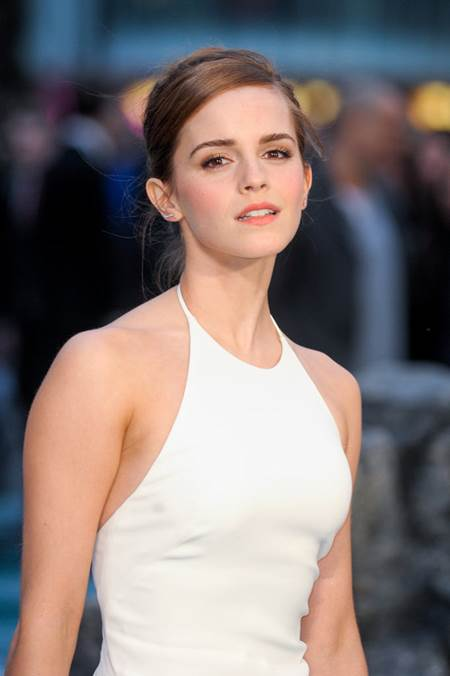 March 31, 2014 - London, UK. THE UK PREMIERE OF NOAH. Persons Pictured: Emma Watson. Photo credit : Julie Edwards/LNP (Credit Image: © Julie Edwards/London News Pictures/ZUMAPRESS.com)