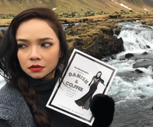 Nora Danish, Nedim, Rayqal dan Keluarga Bercuti di Iceland