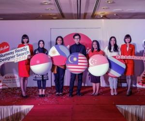 AirAsia Runway Ready Designer Search Perluas Ke Negara Asean